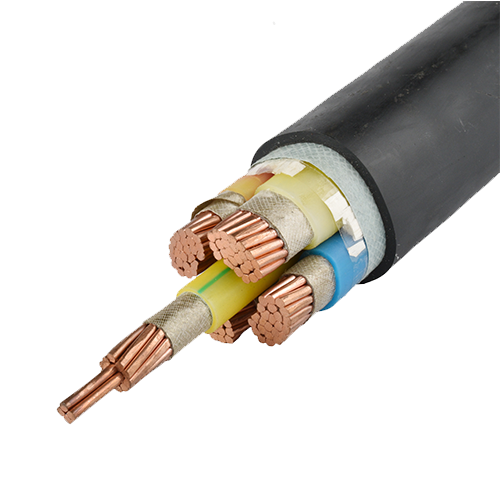 0.6/1kV XLPE INSULATED PVC SHEATED POWER CABLE